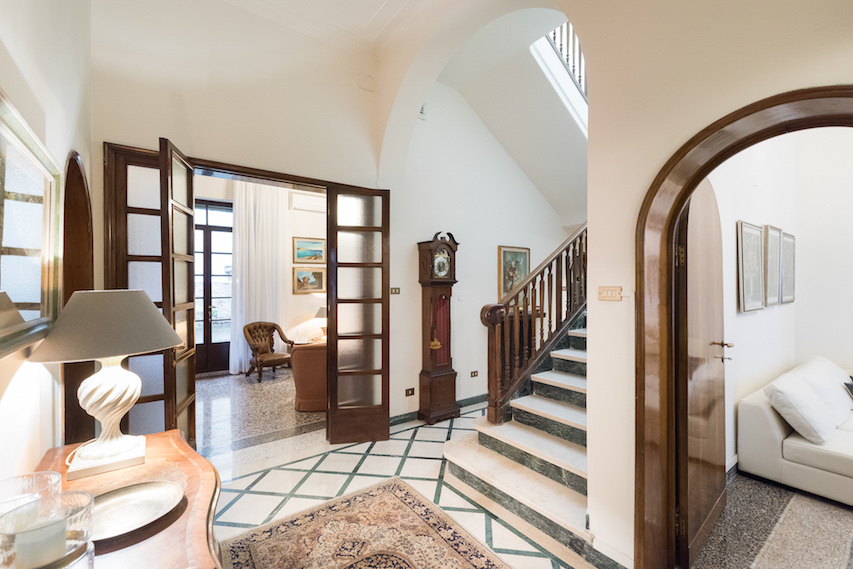 florence villa renovation completed by doorways to italy